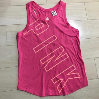 Victoria's Secret - ビクトリアシークレット ビクシー PINK タンク  フィットネス スポーツ