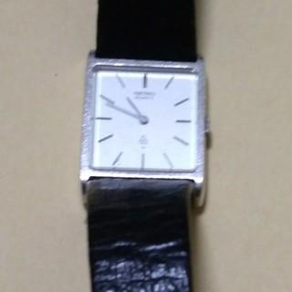 セイコー(SEIKO)のセイコードレスウォッチ、電池交換済み(腕時計(アナログ))