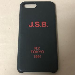 サンダイメジェイソウルブラザーズ(三代目 J Soul Brothers)のJ.S.B. iphoneケース(iPhoneケース)