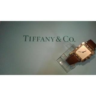 ティファニー(Tiffany & Co.)の激レア物 ティファニー アトラス スクエア 1970年代  メンズ・レディース (腕時計)