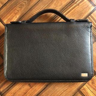 ダンヒル(Dunhill)のdunhill ダンヒル クラッチバッグ ビジネスバッグ 財布(セカンドバッグ/クラッチバッグ)