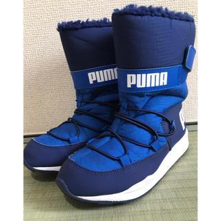 プーマ(PUMA)のPUMA キッズ スノーブーツ  19cm(ブーツ)