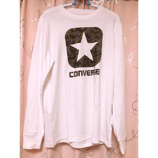 コンバース(CONVERSE)のコンバース ロング Tシャツ(Tシャツ/カットソー(七分/長袖))