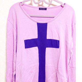 ミルクボーイ(MILKBOY)のMILKBOY カットソー(Tシャツ/カットソー(七分/長袖))