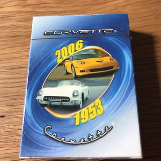 シボレー(Chevrolet)のコルベット オリジナルトランプ(その他)