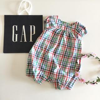 ベビーギャップ(babyGAP)の新品♡今季♡baby gap♡ロンパース パステル/ユニクロ ラルフローレン 他(ロンパース)