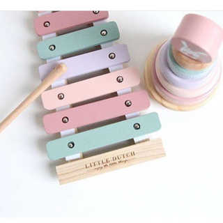 BorneLund - リトルダッチ  little dutch 木製 シロフォン 木琴