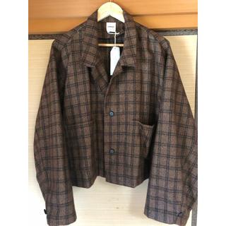 サンシー(SUNSEA)の【新品】 Badhiya Short Length Jacket バディーヤ(テーラードジャケット)