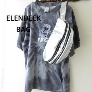 ドゥーズィエムクラス(DEUXIEME CLASSE)のELENDEEK エレンディーク ショルダーバッグ シルバ(ボディバッグ/ウエストポーチ)
