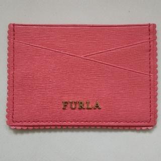フルラ(Furla)のFURLA  カードケース(未使用)(パスケース/IDカードホルダー)