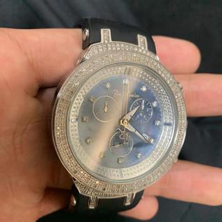 アヴァランチ(AVALANCHE)のジョーロデオ ダイヤモンドウォッチ 腕時計(腕時計(アナログ))