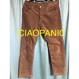 チャオパニック(Ciaopanic)のciaopanic 購入 コーデュロイパンツ XL(チノパン)