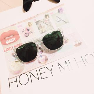 ハニーミーハニー(Honey mi Honey)のHoney mi Honey(サングラス/メガネ)