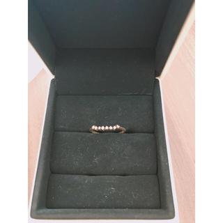 ジュピターゴールドレーベル(jupiter GOLD LABEL)のjupiter リング  k10  イエローゴールド(リング(指輪))