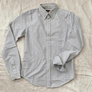 ポロラグビー(POLO RUGBY)のラグビーラルフローレン ストライプボタンダウンシャツ カジュアル ブルー 水色(シャツ/ブラウス(長袖/七分))