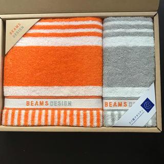 ビームス(BEAMS)のbeams 5つ星タオルセット(タオル/バス用品)