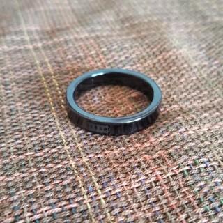 ティファニー(Tiffany & Co.)のティファニーナローリング チタン 16号(リング(指輪))