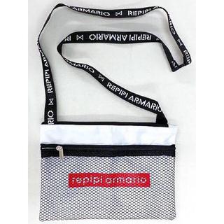 レピピアルマリオ(repipi armario)のテープロゴサコッシュ レピピアルマリオ りぼん5月号付録(ショルダーバッグ)