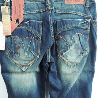 タフ(TOUGH)の36インチ タフジーンズ 新品タグ付き  Gパン 売価の61%引(デニム/ジーンズ)
