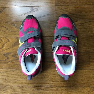 アシックス(asics)のジュニア  靴(その他)