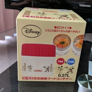 サーモス(THERMOS)のサーモス Disney真空断熱フードコンテナー(容器)
