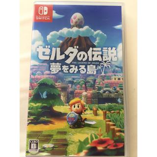 ニンテンドースイッチ(Nintendo Switch)のちゃべ様専用 ゼルダの伝説 夢をみる島 新作  ゲーム (家庭用ゲームソフト)