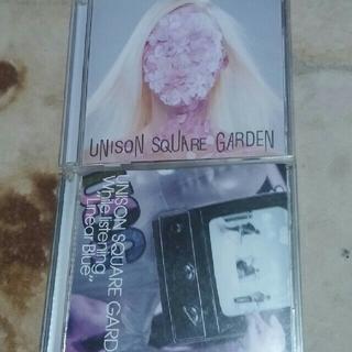 ユニゾンスクエアガーデン(UNISON SQUARE GARDEN)のunison square garden DVD 付き初回版セット(ミュージック)