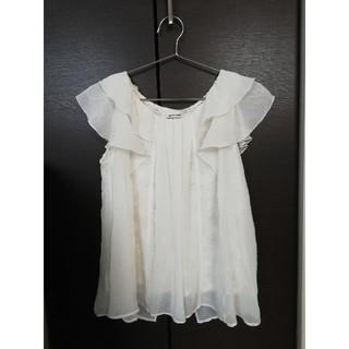 ミスティウーマン(mysty woman)のTシャツ 袖なし(Tシャツ(半袖/袖なし))