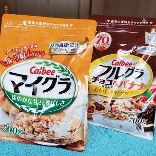 カルビー(カルビー)のフルグラ・マイグラ セット(米/穀物)