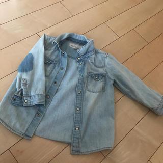 エイチアンドエム(H&M)のGAP 風 デニムシャツ(ジャケット/上着)