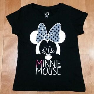 ユニクロ(UNIQLO)のミニー Tシャツ (Tシャツ/カットソー)