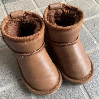 ベビー靴 ムートンブーツ(ブーツ)