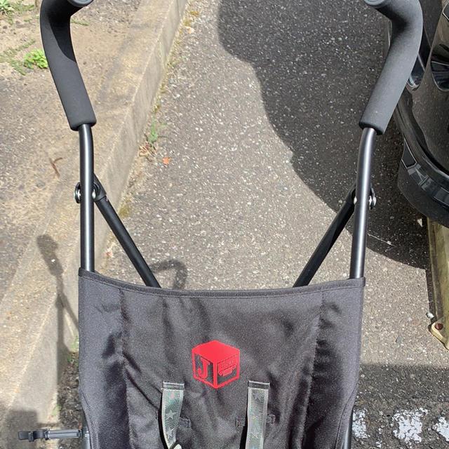 ベビーカー キッズ/ベビー/マタニティの外出/移動用品(ベビーカー/バギー)の商品写真