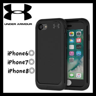 アンダーアーマー(UNDER ARMOUR)の日本未入荷★UA アンダーアーマー iPhone7/8 ケース カード収納可能(iPhoneケース)