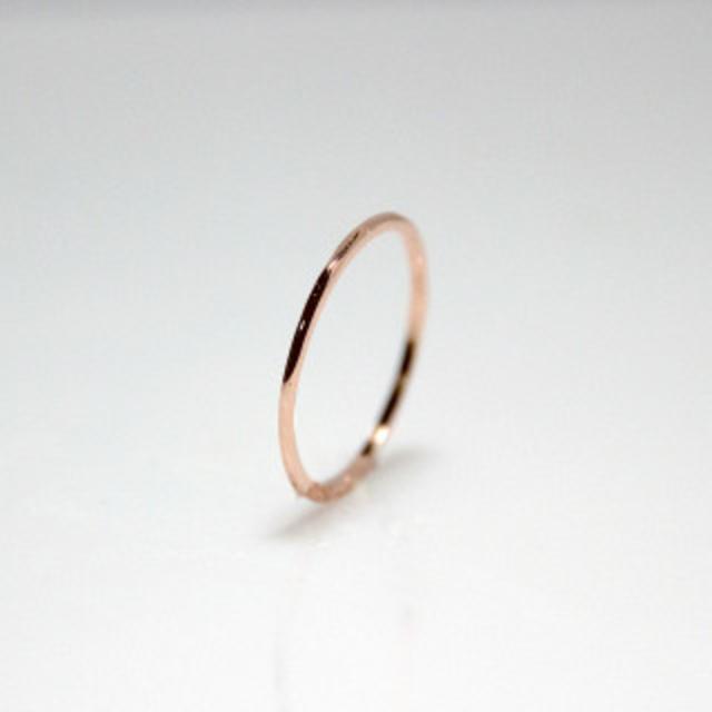 ピンキーリング0号から 指輪 レディース レディースのアクセサリー(リング(指輪))の商品写真