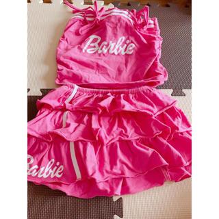 バービー(Barbie)の値下げしました キッズ セットアップ Barbie 女の子(その他)