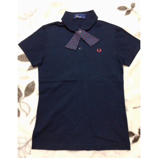 フレッドペリー(FRED PERRY)のFRED PERRY ポロシャツ 新品未使用 S⚠️お値下げ不可(ポロシャツ)
