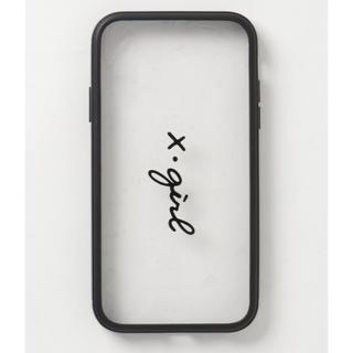 エックスガール(X-girl)のX-girl iPhoneケース(iPhoneケース)