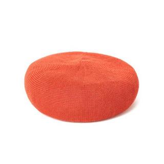 レイビームス(Ray BEAMS)のレイビームス  ペーパー素材ベレー帽(ハンチング/ベレー帽)