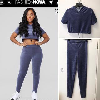 エイソス(asos)の新品 fashion nova セットアップ カイリージェンナー(ルームウェア)