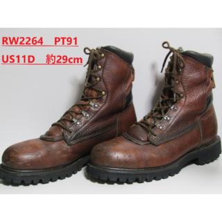 レッドウィング(REDWING)の【レア】レッドウィング 2264 PT91 スチールトゥ 29cm US11D(ブーツ)