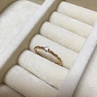ジュピターゴールドレーベル(jupiter GOLD LABEL)のジュピター リング(リング(指輪))