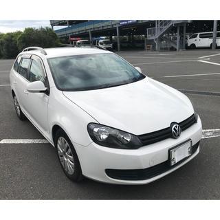 Volkswagen - 平成22年 ゴルフヴァリアント 車検3年3月