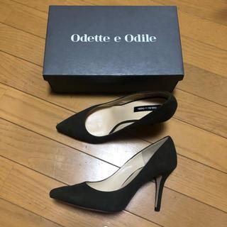 オデットエオディール(Odette e Odile)の半額 9cm ヒール (ハイヒール/パンプス)