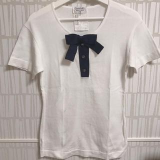 シャネル(CHANEL)のCHANEL Tシャツ♡お値下げ!(Tシャツ(半袖/袖なし))