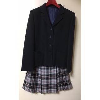 ザスコッチハウス(THE SCOTCH HOUSE)の卒業式 お受験スーツ上下150A (ドレス/フォーマル)