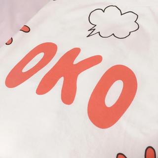 プニュズ(PUNYUS)の着用1回のみ🔥PUNYUS🔥感情総柄Tシャツ(OKO)(Tシャツ(半袖/袖なし))