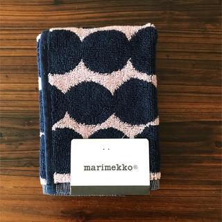 マリメッコ(marimekko)のマリメッコ ハンドタオル 未使用品(タオル/バス用品)