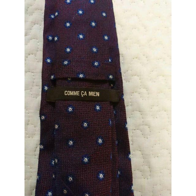 COMME CA MEN(コムサメン)のCOMME CA MEN ネクタイ メンズのファッション小物(ネクタイ)の商品写真