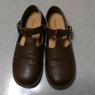 サマンサモスモス(SM2)の【SM 2】フラットシューズ(ローファー/革靴)